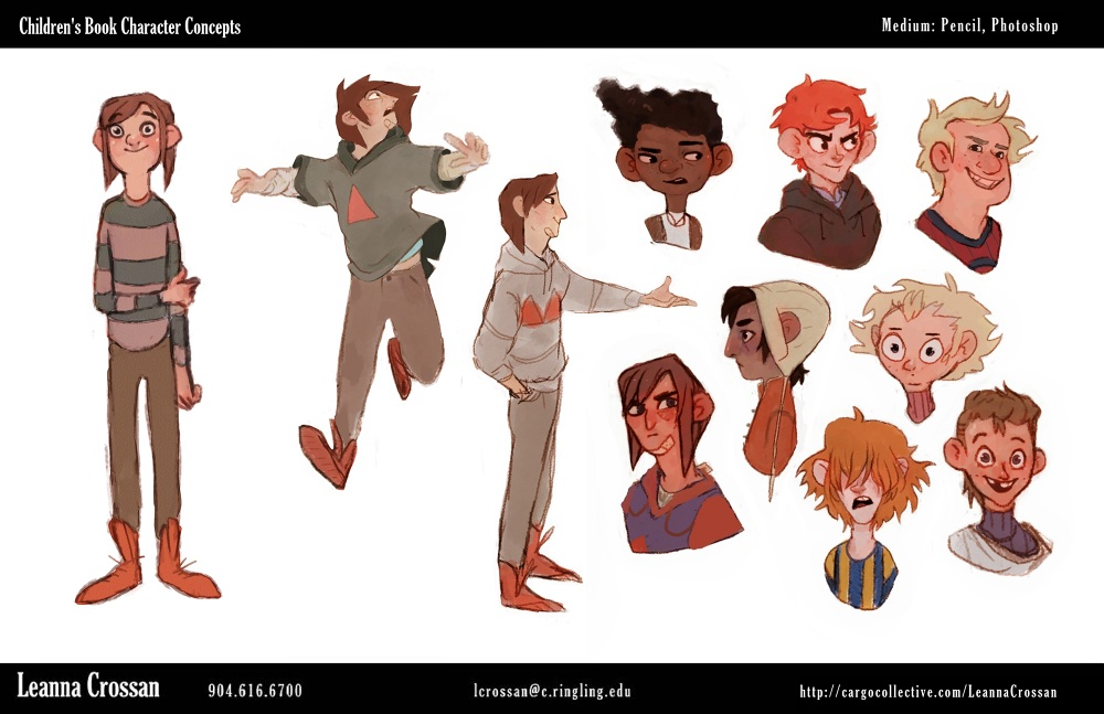 Character Design Concept Tutorial : Concept character design leanna crossan s portfolio